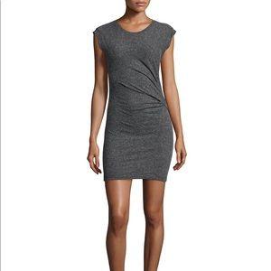 Iro Athos Cap-Sleeve Mini Dress